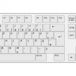 Tastaturbelegung oft Fehlerursache