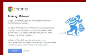 So arbeitet Malware