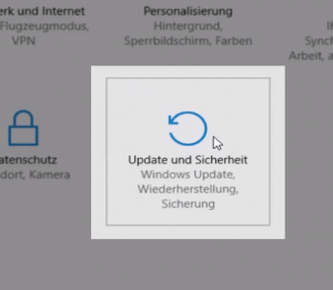 Windows 10 Upgrade rückgängig machen